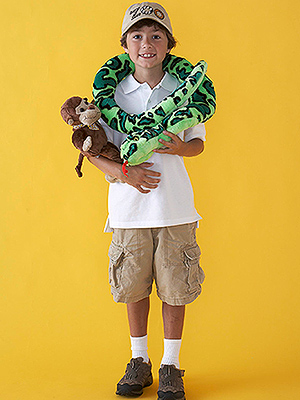 Gallery For > Zookeeper Costume Kids