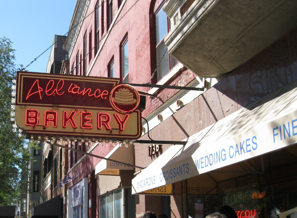 Alliance Bakery Wicker Park Chicago, Il