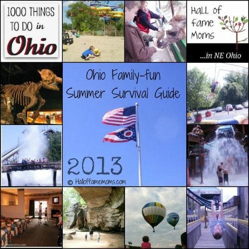 ohio family-fun Summer Survival Guide 2013