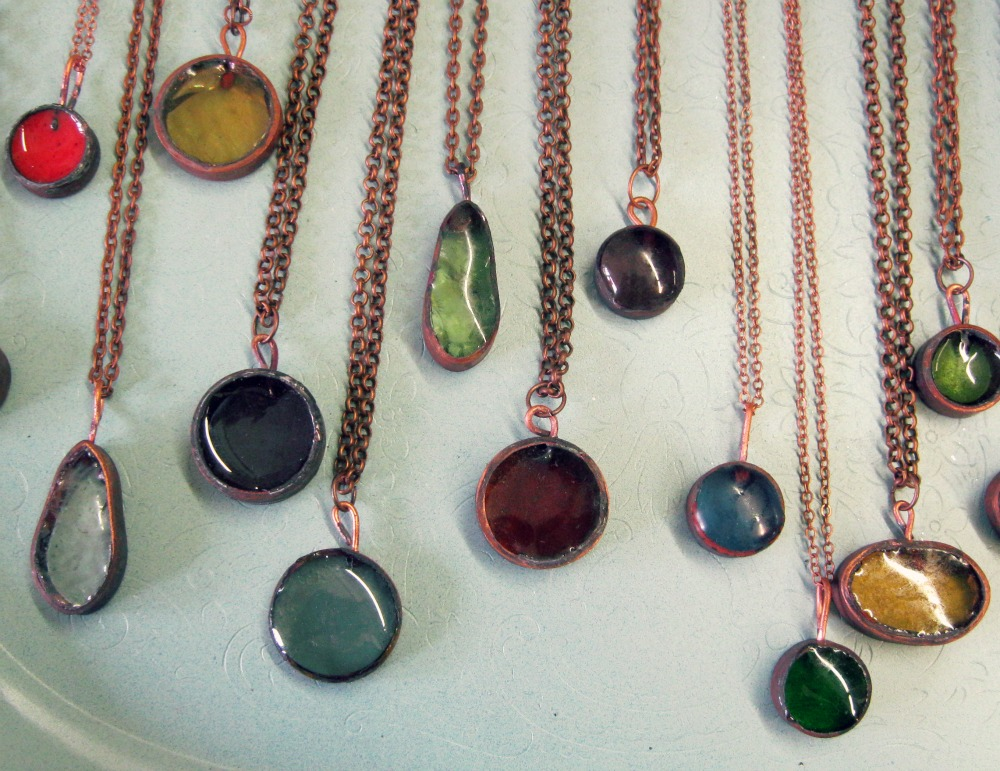 Jennifer Worden Necklaces