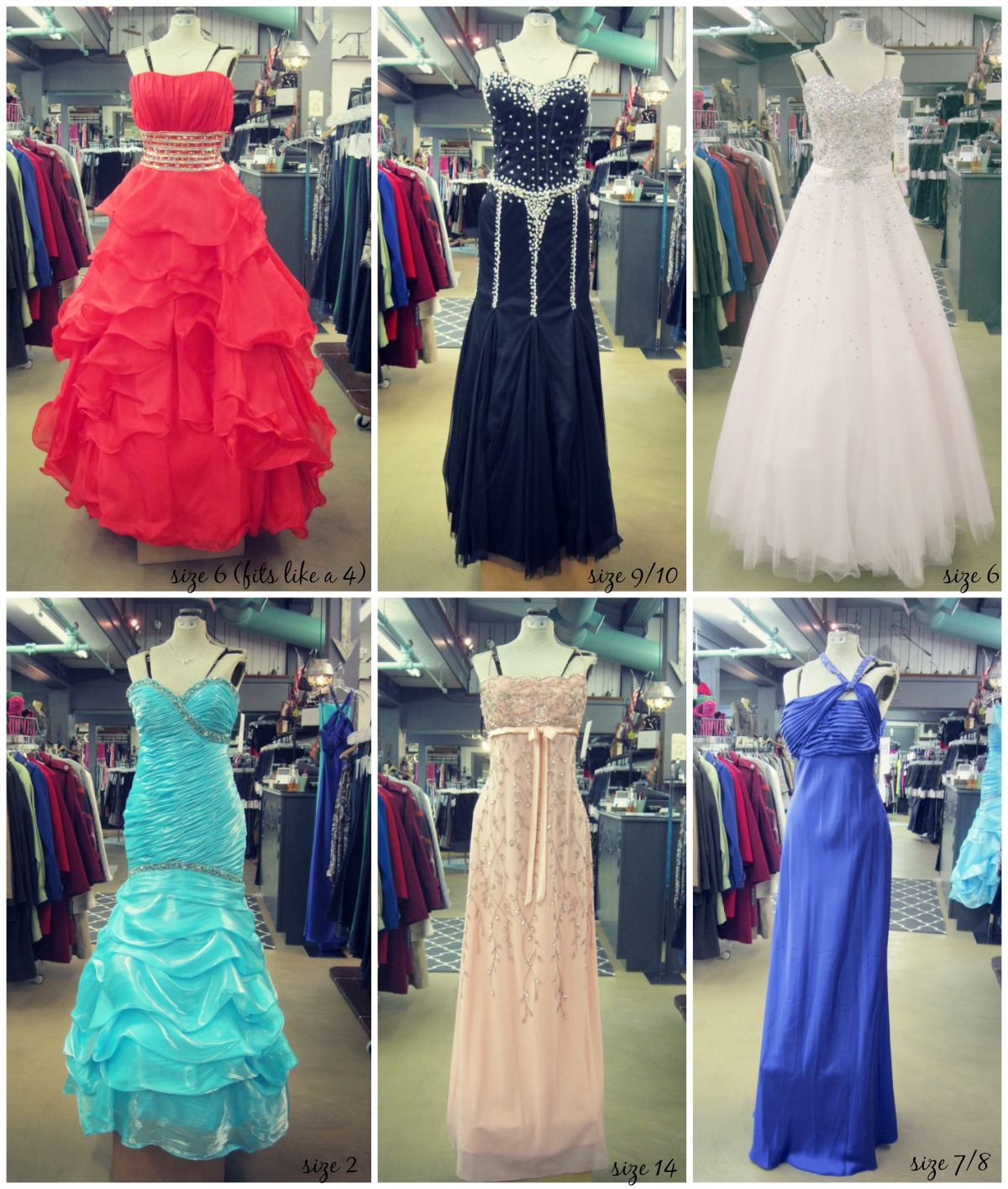 Winter and Prom Formals