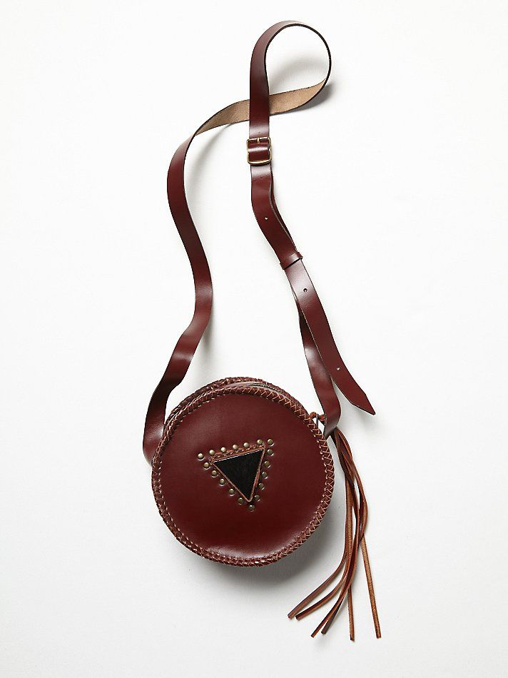 round crossbody via Free People