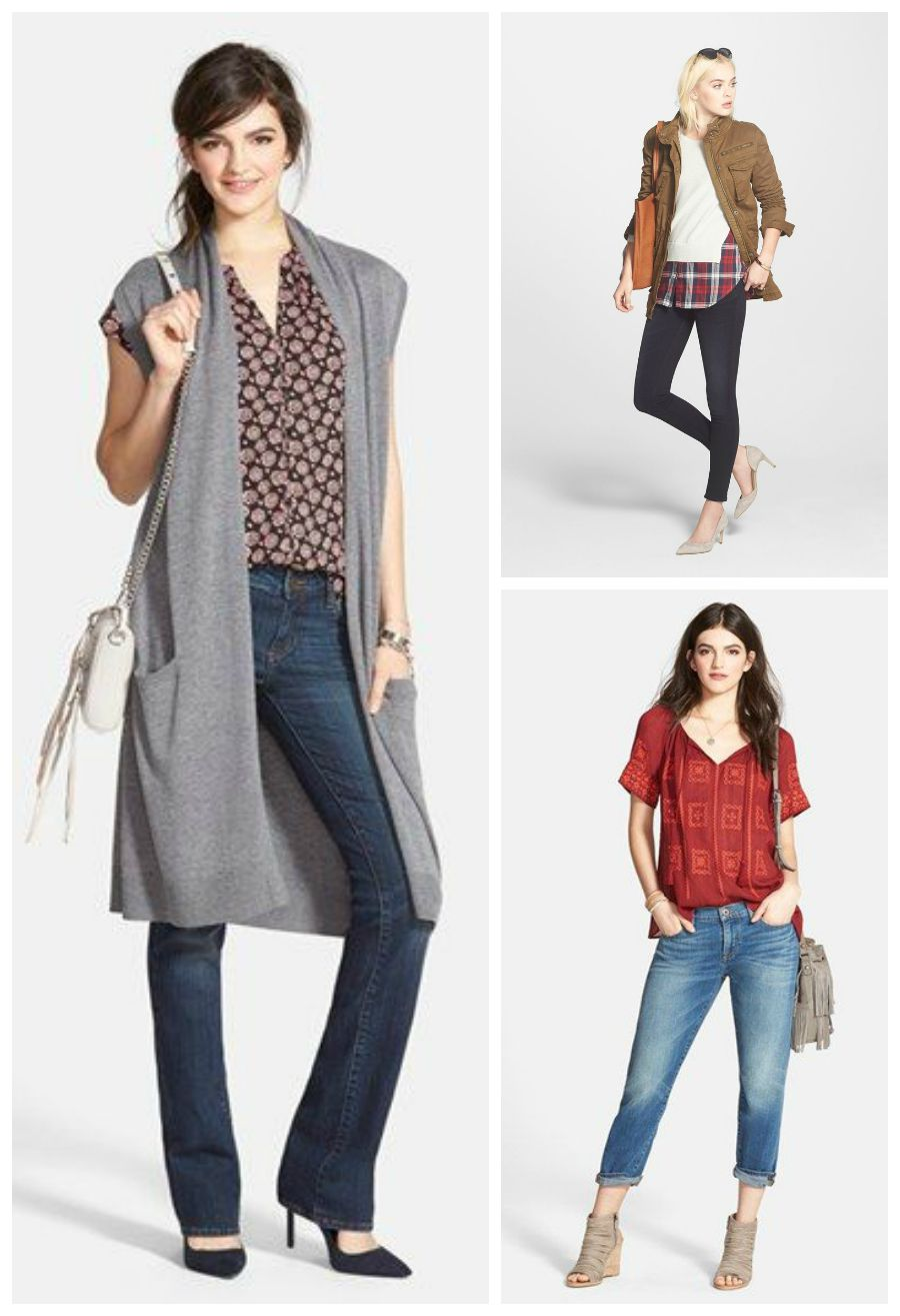 Nordstrom Fall Style