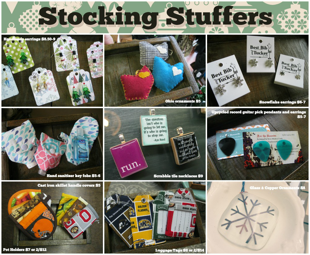 Gift Guide Stocking Stuffers- gifts for women under $10