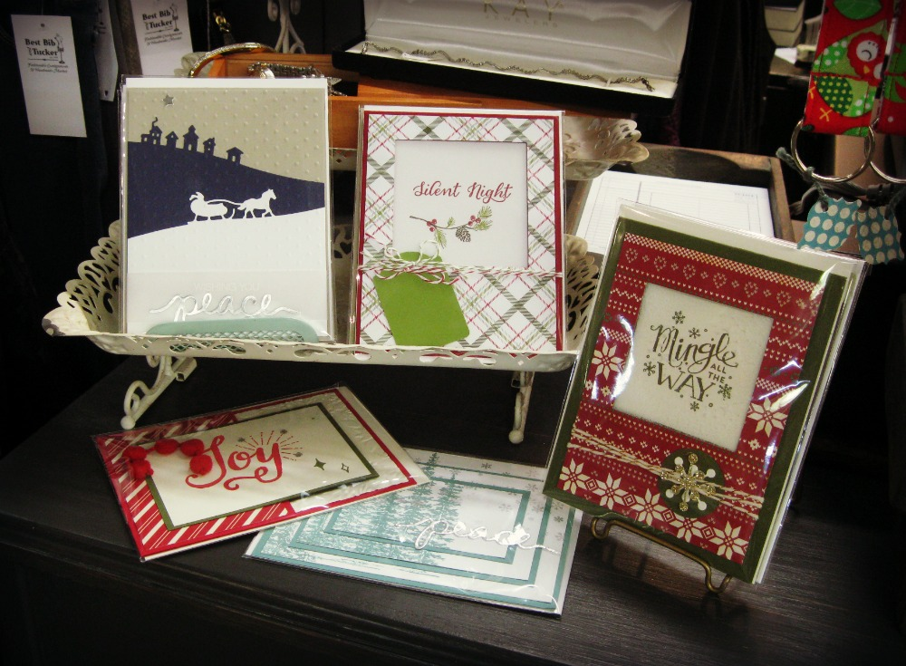 crazy beyoutiful studio Christmas cards