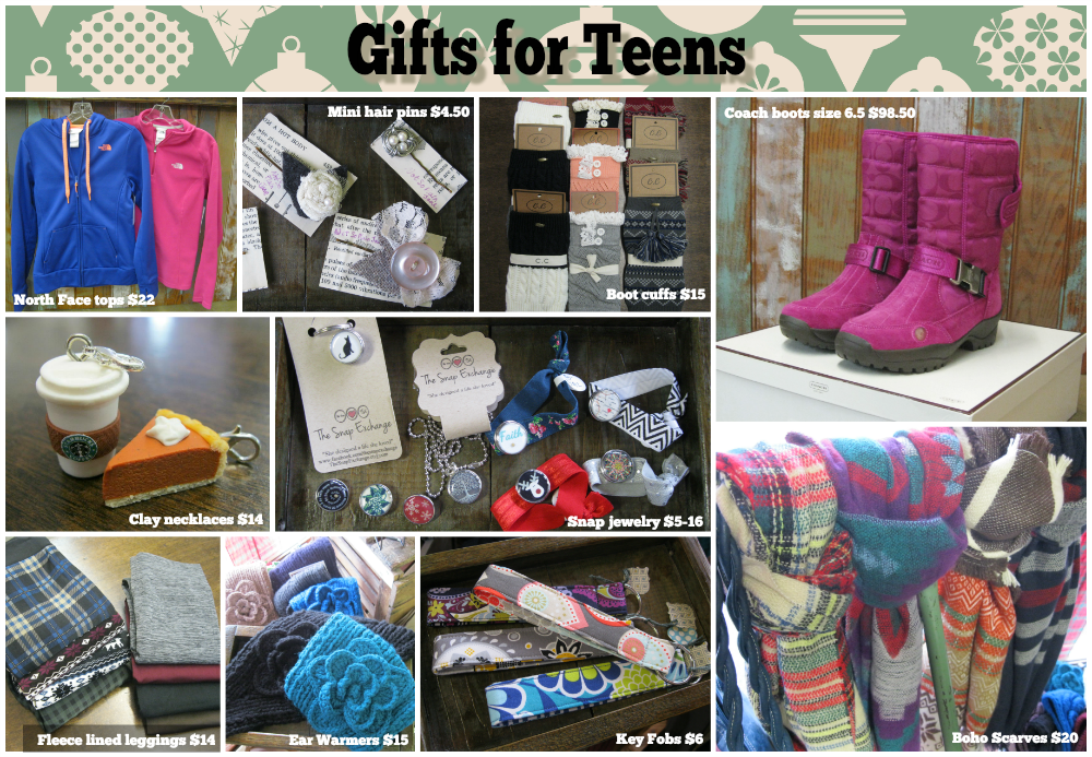 Gift Ideas for teen girls at Best Bib and Tucker