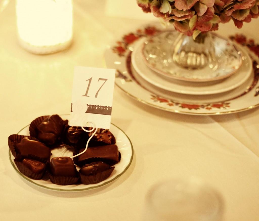 Hartville Chocolate factory wedding