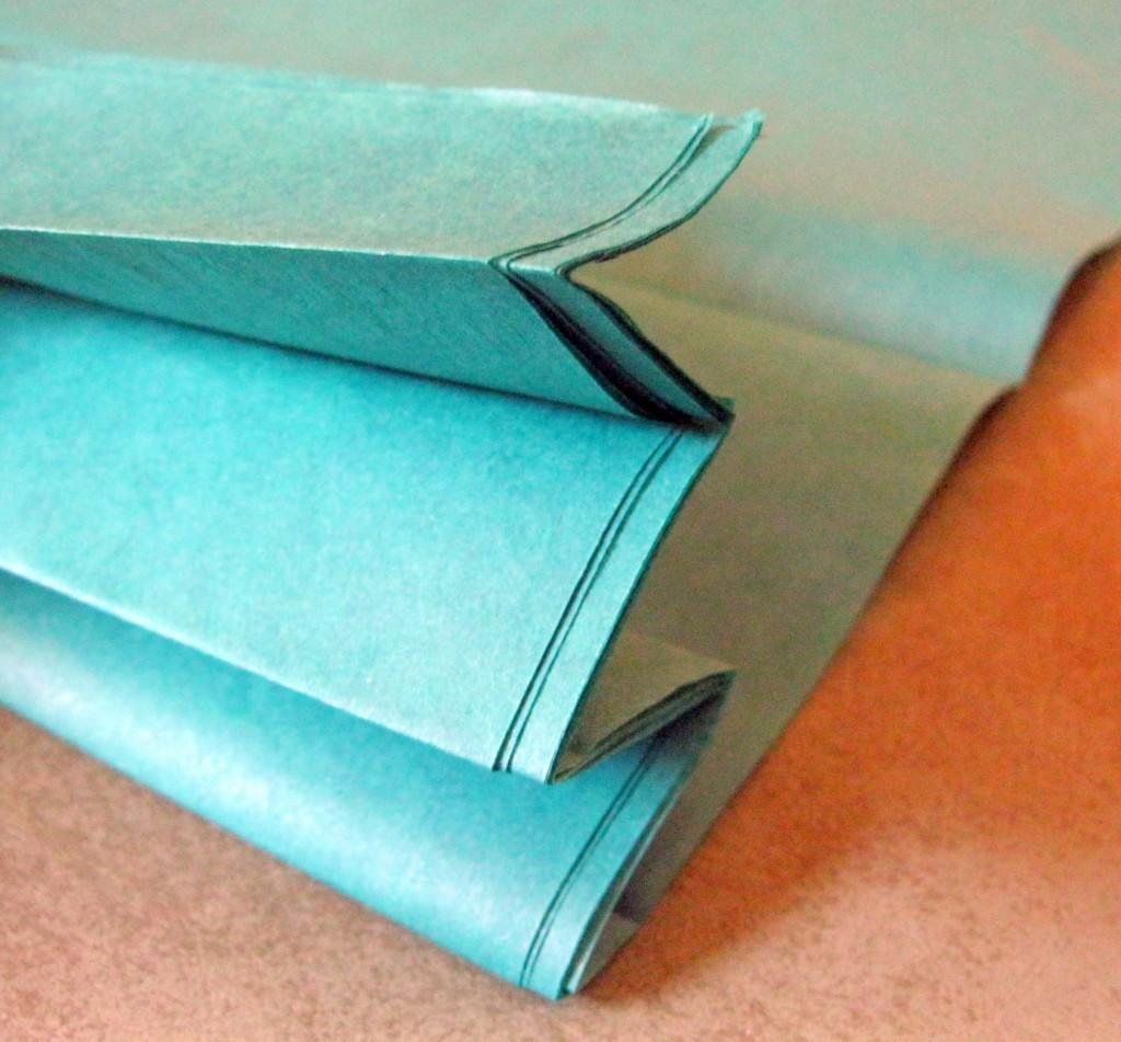 tissue paper pom poms 2-1
