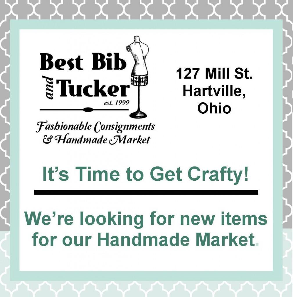 handmade market new items