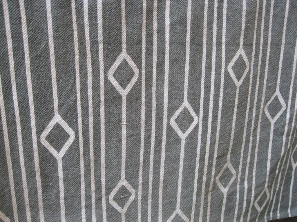coffee dyed rug 4