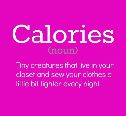 calories definied