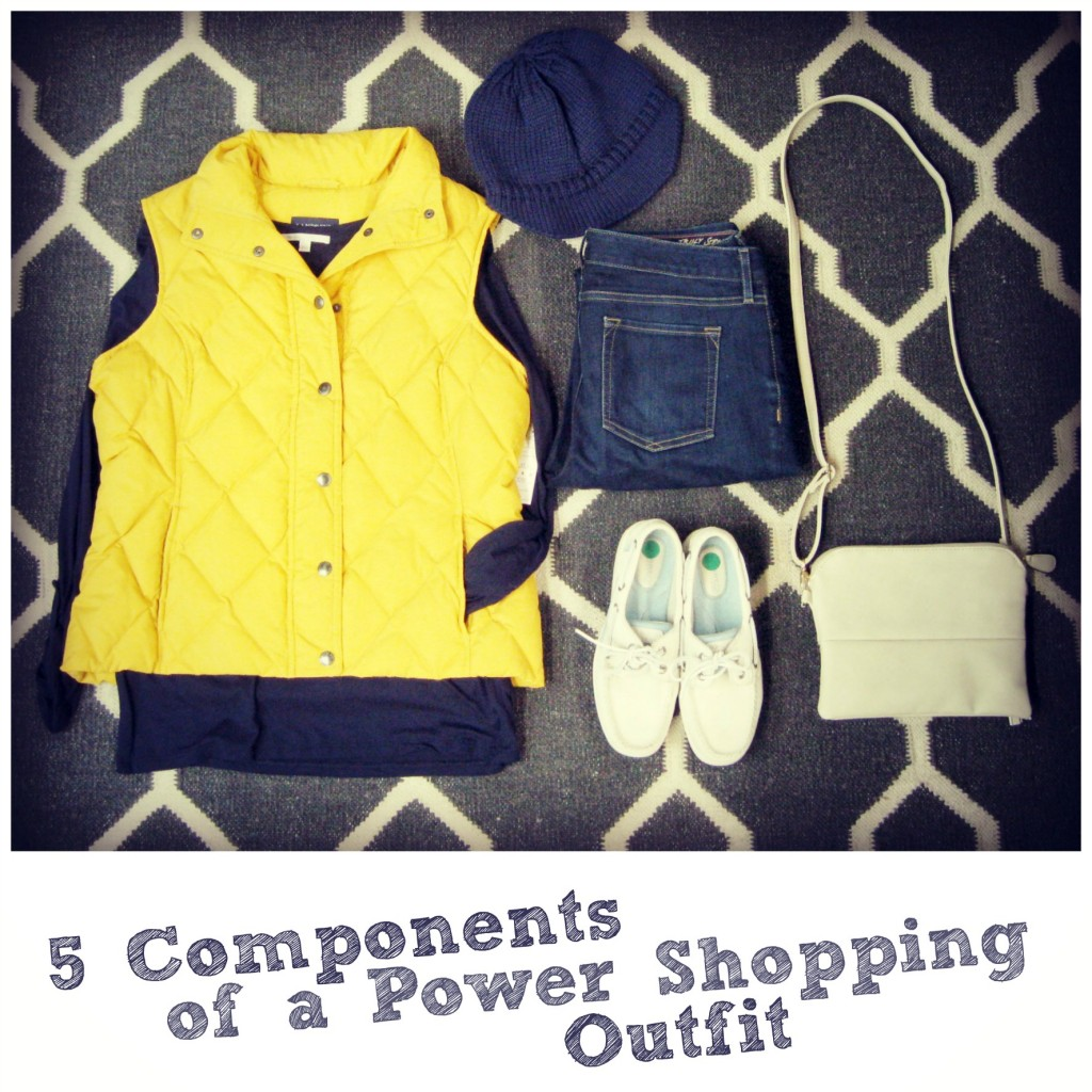 5 Components of a Power Shopping Outfit  BBT Tips