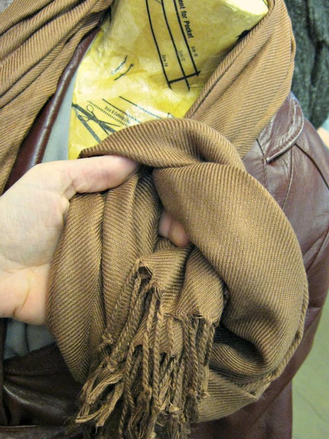 bow scarf 2