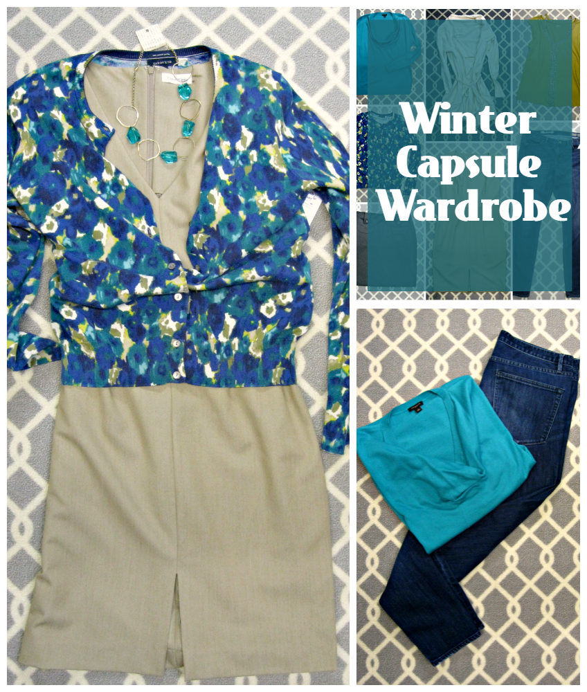 winter capsule outfits 3