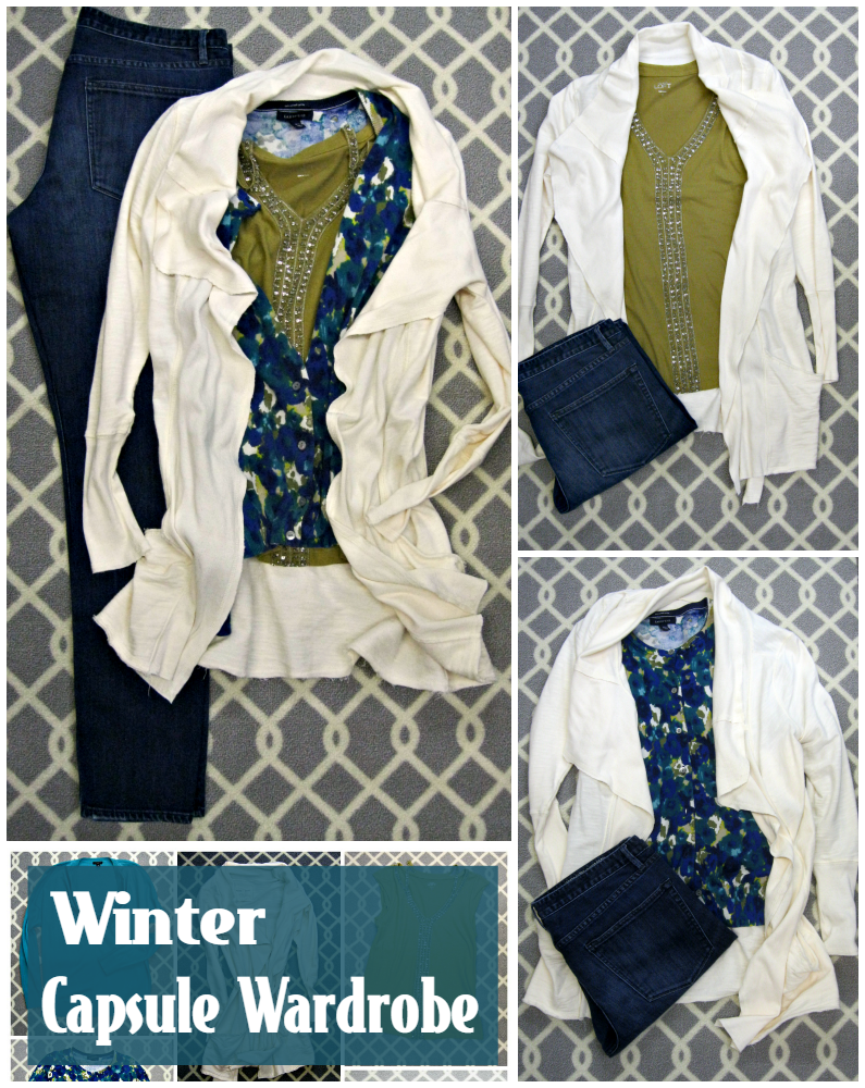 Winter Capsule Wardrobe For 2017 And 2018: Winter Capsule Wardrobe